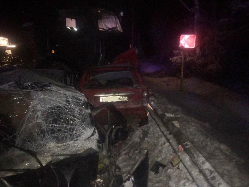 Авария в Фурманове сегодня: один человек погиб
