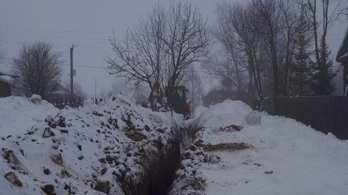 Газ в села продолжают проводить в Вичуге