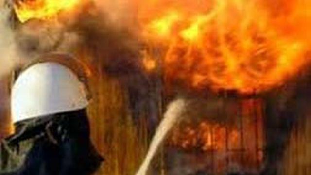 Пожар в Кинешме на Желябова охватил 150 квадратных метров