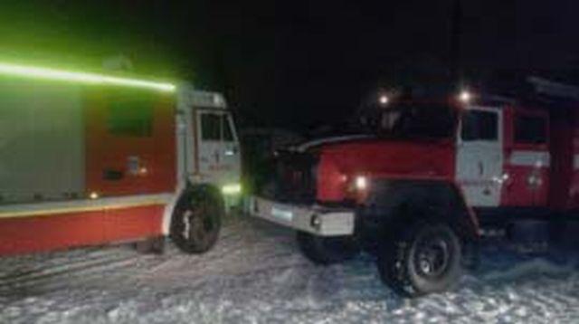 Пожар на Набойной 2 февраля обошелся без жертв