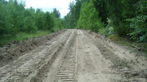 В Ивановской области обновили 120 км противопожарных дорог в лесах