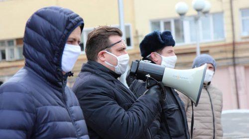 Мэр Иванова Владимир Шарыпов удивился людям на улицах во время самоизоляции