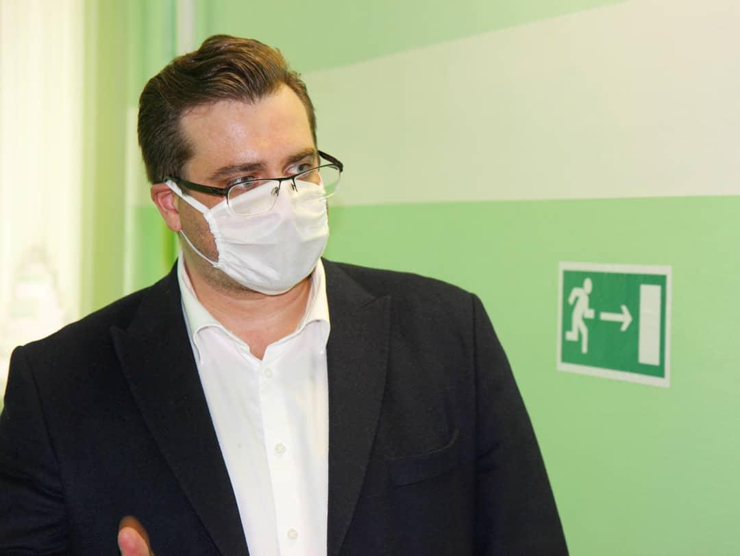 Мэр города Иваново Владимир Шарыпов сделал себя «мальчиком для битья»