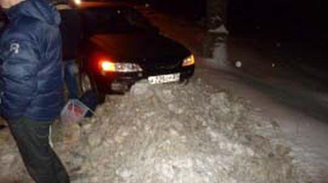 ДТП с наездом на пешехода произошло в Кинешме