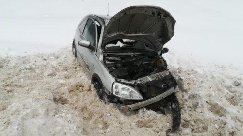 В ДТП на трассе М-7 в Тейковском районе пострадали три человека