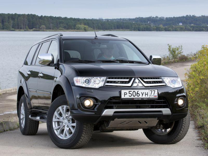 Mitsubishi Pajero Sport лидирует по продажам дизельных авто в России