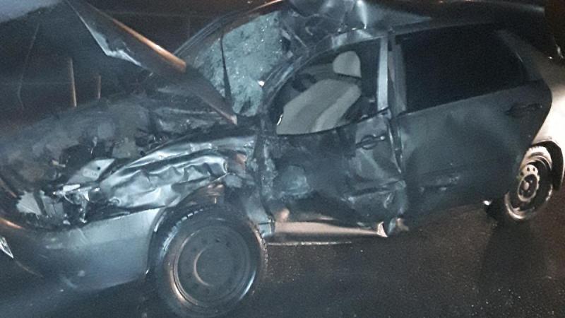 Авария с автобусом на Станкостроителей: пострадали два человека