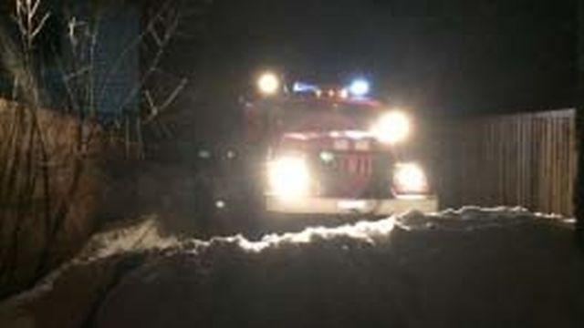Пожар в Нерли на Завокзальной тушили 12 человек