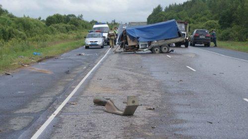 В Родниковском районе произошла авария с погибшей пассажиркой