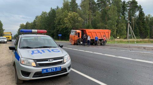 ДТП у Лесного в Ивановском районе погиб человек