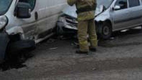 Авария на трассе Кинешма-Иваново в Родниковском районе: есть пострадавшие