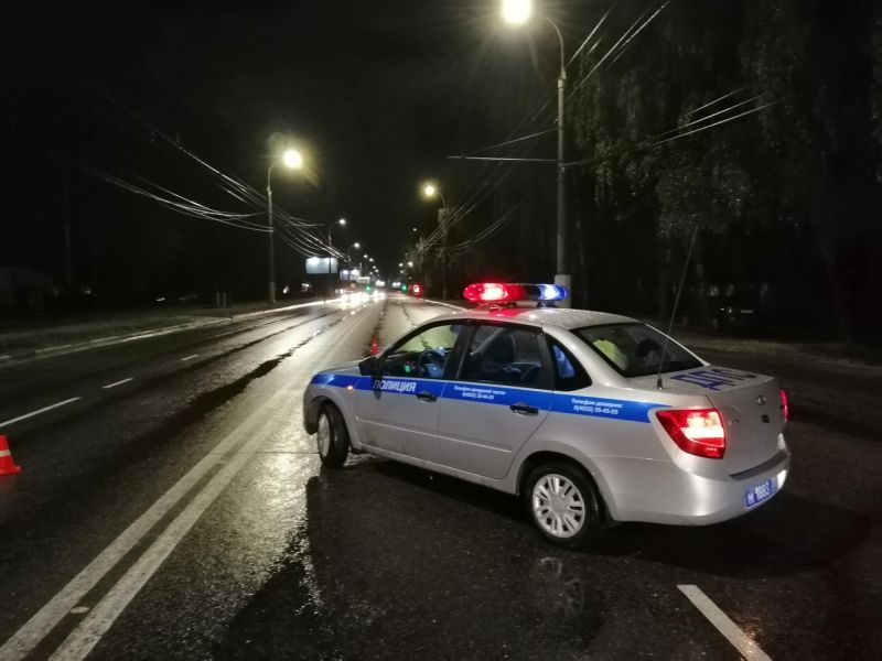 "Авария на Куконковых: под колесами ""Ауди"" погиб мужчина"