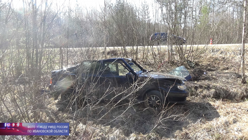 В Кинешемском районе на трассе насмерть сбили женщину