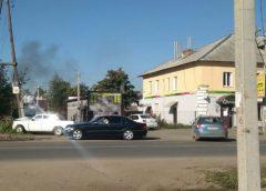 ДТП на Минской: пострадал водитель и двое детей