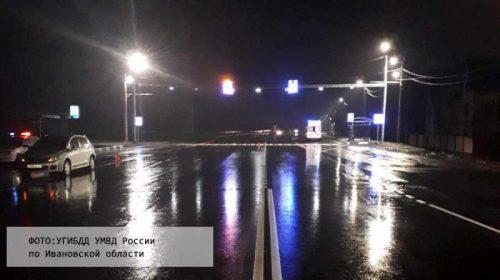 За вчерашний вечер в Иванове дважды сбивали пешеходов