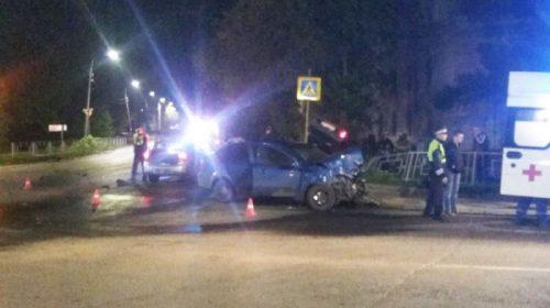 На перекрестке Рабфаковская-Красных Зорь произошло ДТП с 5 пострадавшими