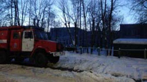 Пожар в детском саду №194 в Шахтинском проезде тушили 36 человек