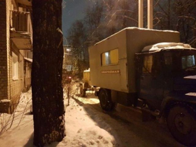 Жильцы дома по ул. Ташкентская вечером остались без отопления и горячей воды