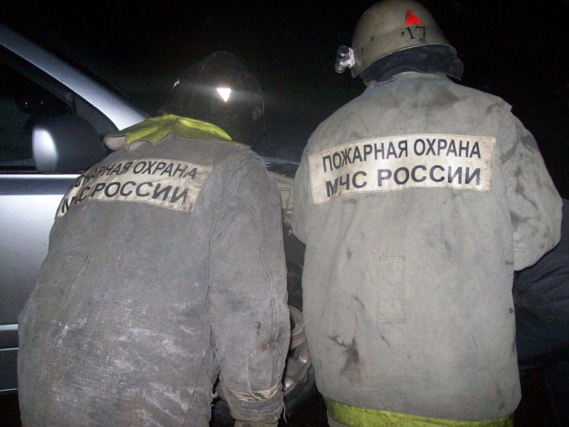 Авария на окружной дороге Беляницы-Ново-Талицы: иномарка врезалась в автобус
