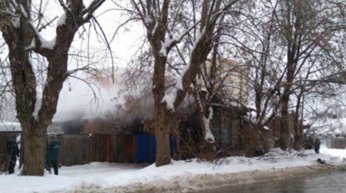 Пожар на Типографской: заживо сгорела четырехлетняя девочка