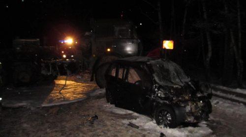 ДТП в Фурмановском районе: полицейские рассказали подробности