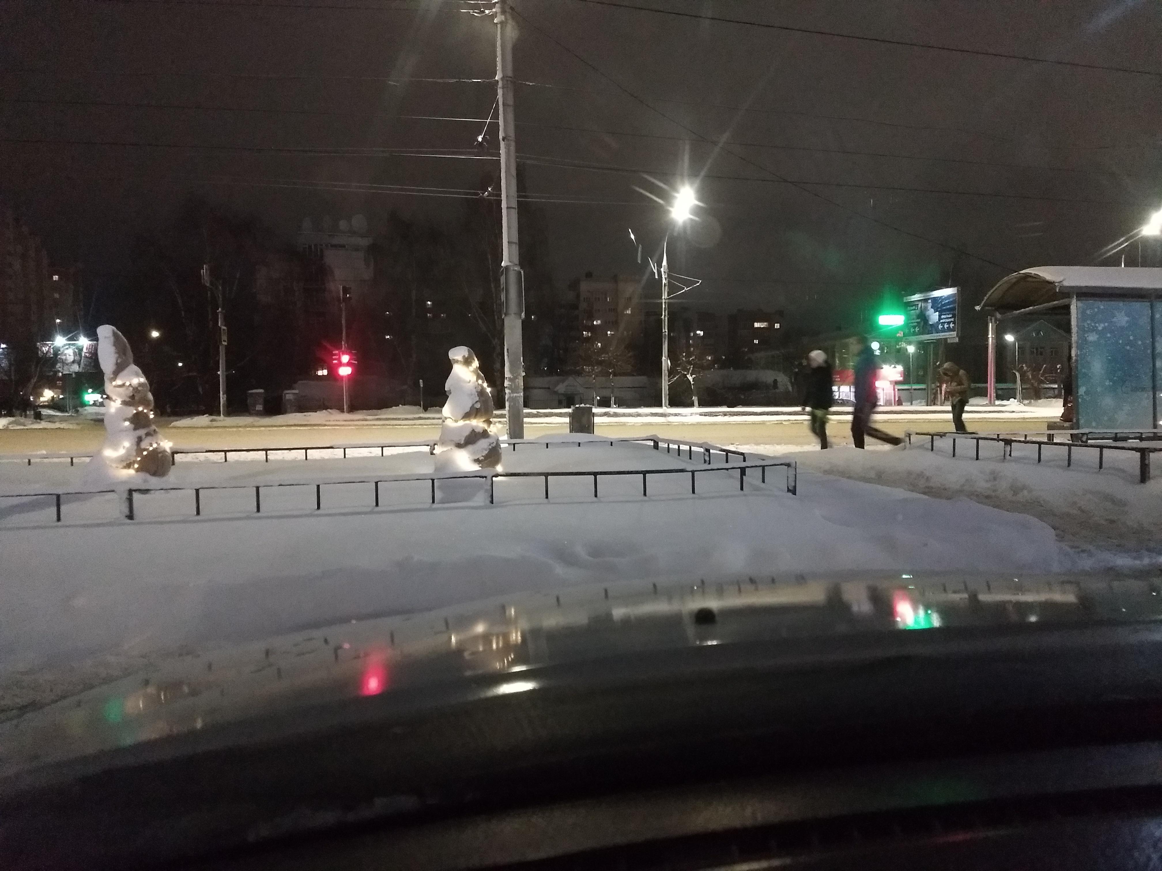 Маршрутки в Иваново: владеет ли кто-то хаосом?