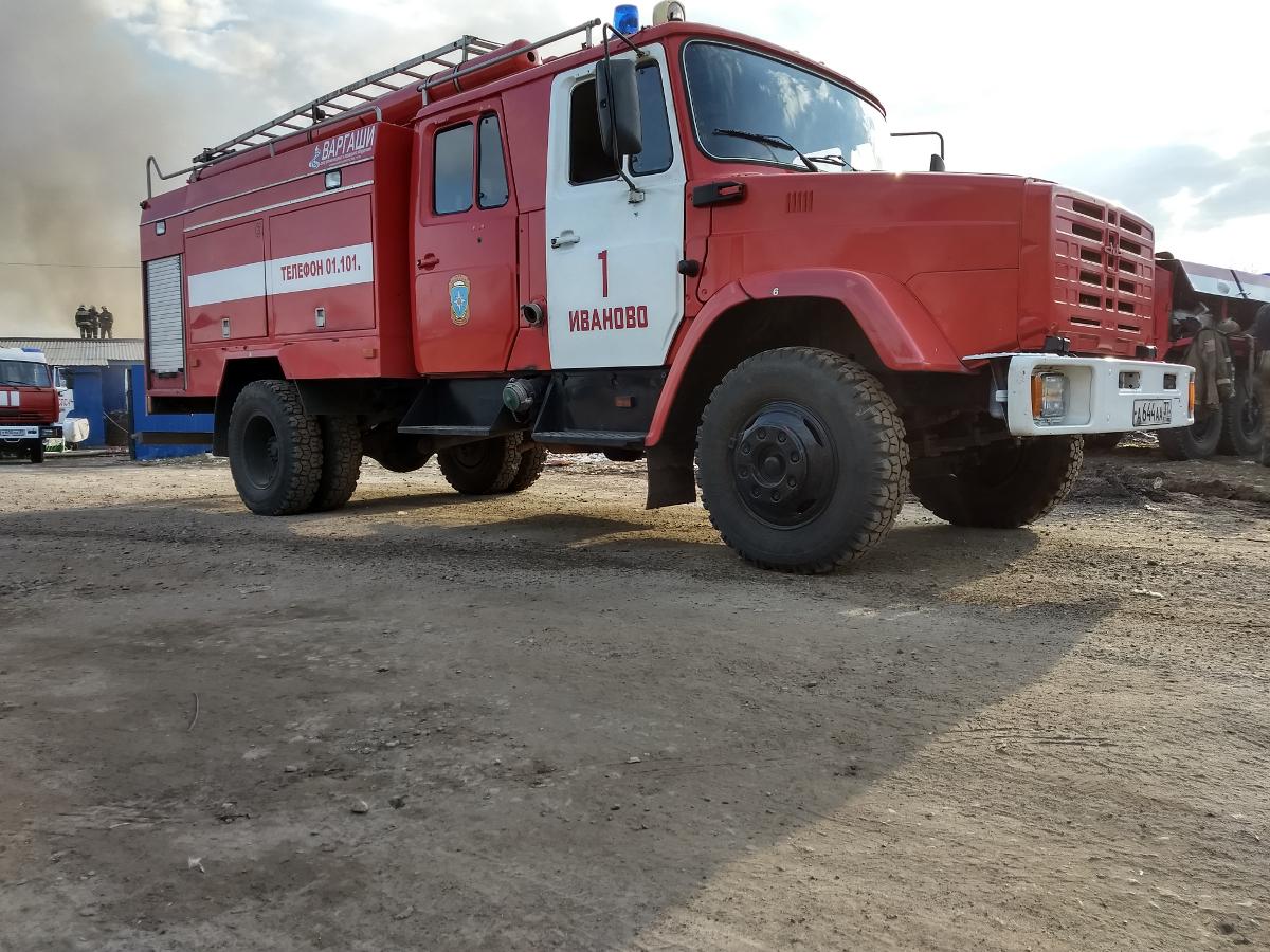 С Днем пожарной службы!