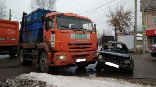 Авария на Генерала Белова - Торфяной: погиб один человек