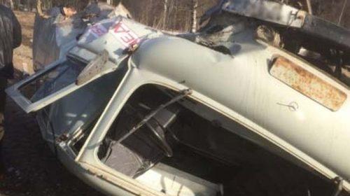 Авария на трассе Ростов-Иваново-Нижний: пострадали три человека