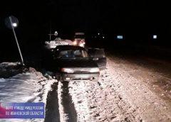 В ДТП на трассе Иваново-Родники пострадал человек