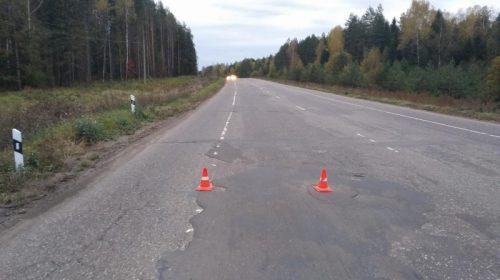 В Родниковском районе «Тойота» слетела в кювет: в ДТП трое пострадавших