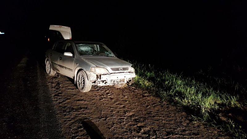 Авария в Ивановском районе: виновник скрылся с места ДТП