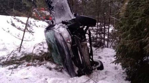 Авария на трассе Иваново - Родники: пострадала девочка и трое взрослых