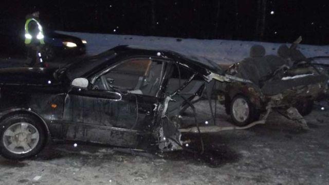 Еще одна авария на трассе Родники — Иваново: один человек в больнице
