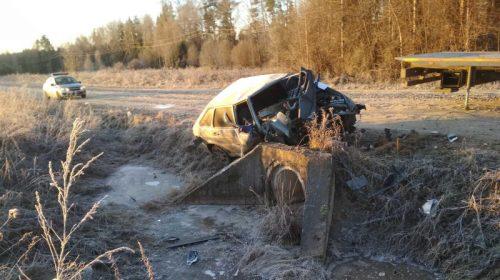 В Ивановском районе водитель бросил пострадавшего пассажира и сбежал