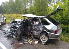 Авария у Малинок: двое из пострадавших доставлены в больницу в коме