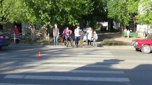 В Кинешме под колеса «Хендай» попал 8-летний мальчик