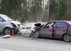Авария на автодороге Иваново-Ярославль: в ДТП есть пострадавшие