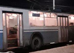 Пассажирка троллейбуса не доехала домой без переломов