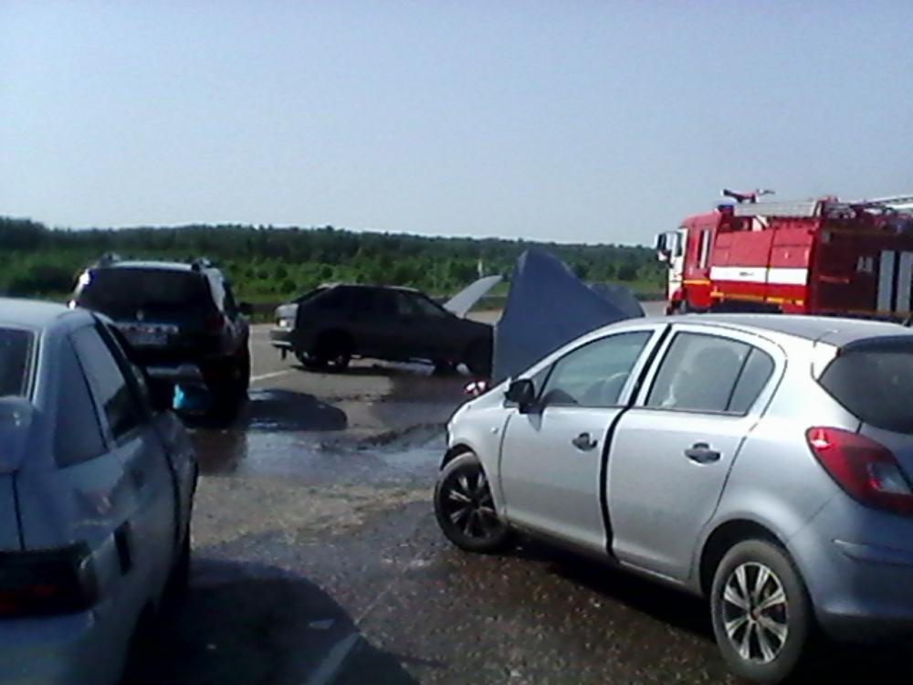 Авария в Вичугском районе: среди троих пострадавших 6-летний ребенок