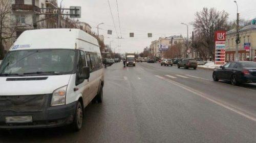 Авария на перекрестке проспекта Ленина – улицы Комсомольской: пассажир в больнице