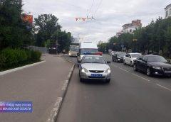 В Иванове пассажирка маршрутки с водителем без прав сломала ребра