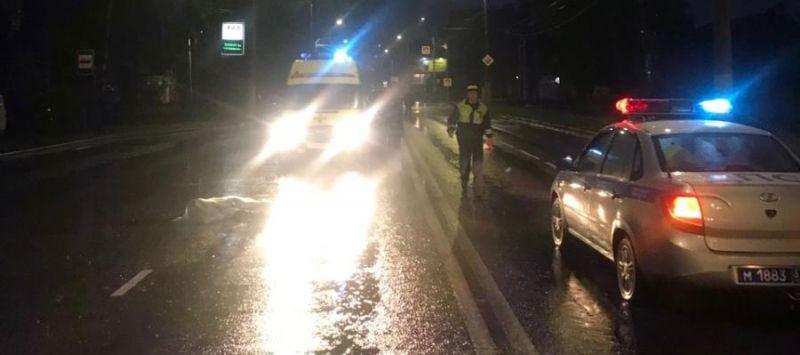 Смертельный наезд на пешехода на Куконковых: возбуждено уголовное дело