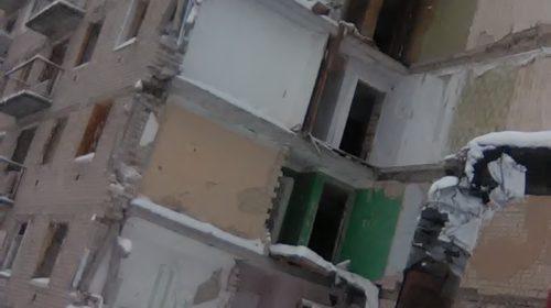 Аварийный дом в г. Юрьевец