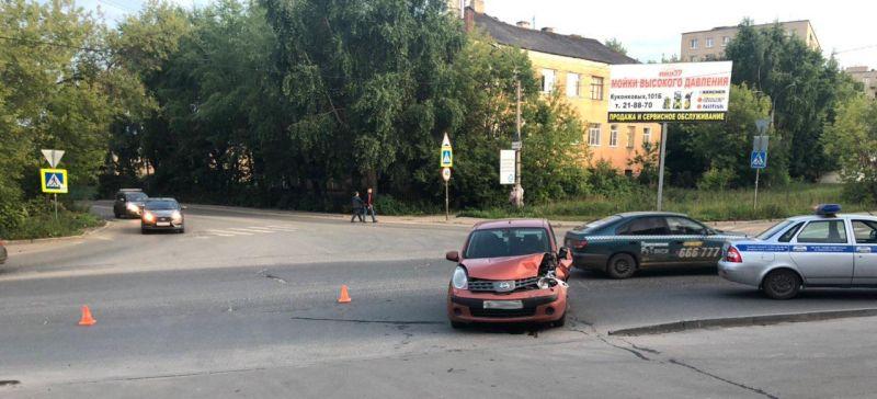 На Наговициной-Икрянистовой женщина спровоцировала аварию из-за инсульта