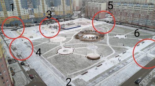 Парк в микрорайоне «Московский» раскритиковал ивановский архитектор