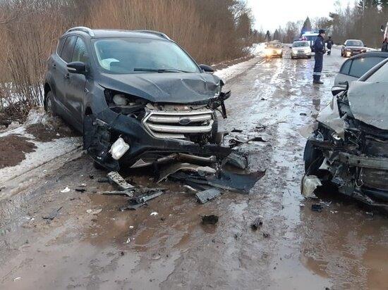 ДТП в Вичугском районе с пострадавшими устроил пьяный бесправник