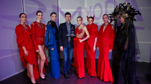 В Ивановском конкурсе моды среди дизайнеров победил парень