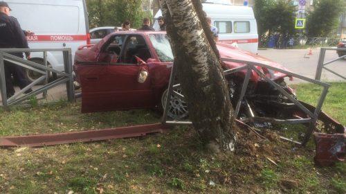 ДТП в Фурманове сегодня: в аварии погиб пассажир