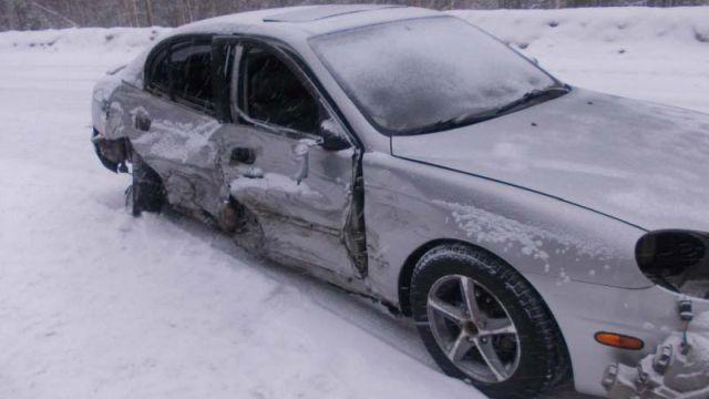 Авария в Пестяковском районе на трассе Ростов-Иваново-Нижний: двое пострадали